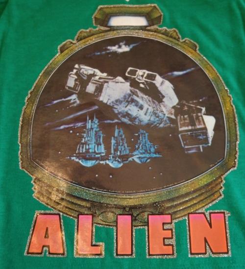 Alien T-shirt 1979-2