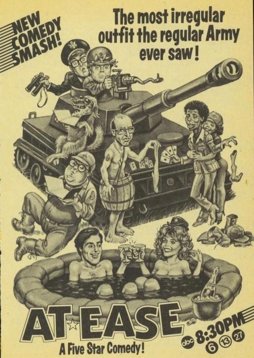 At Ease 1983