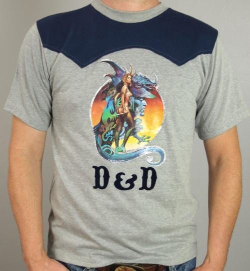 D&D Shirt 1981-1