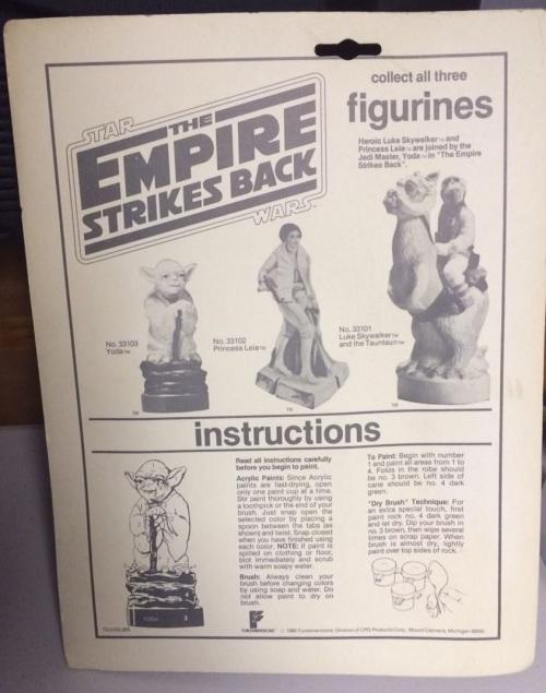 ESB Yoda 1981-2