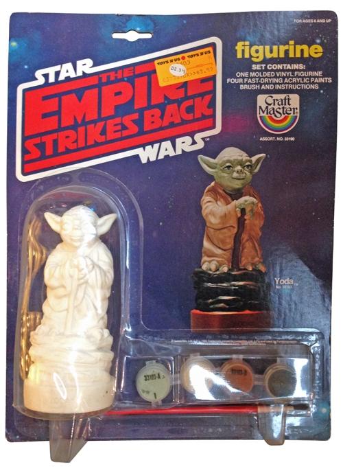 ESB Yoda 1981