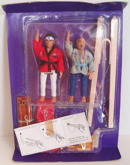 Karate Kid Remco 1986-3