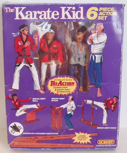 Karate Kid Remco 1986
