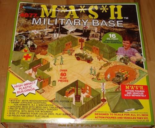 Mash Tristar 1982