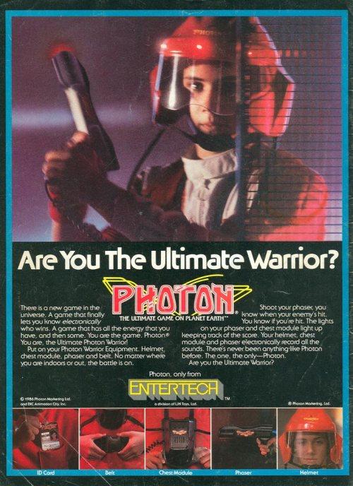 Photon Ad 1986