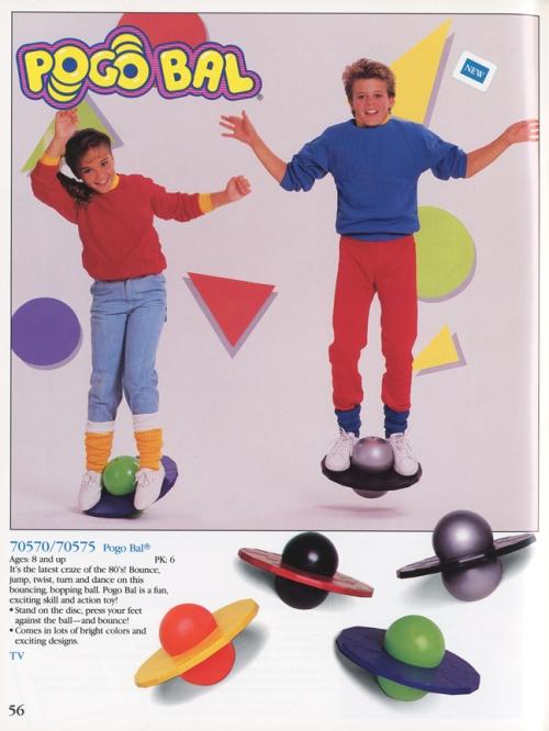 Pogo Bal 1987-1
