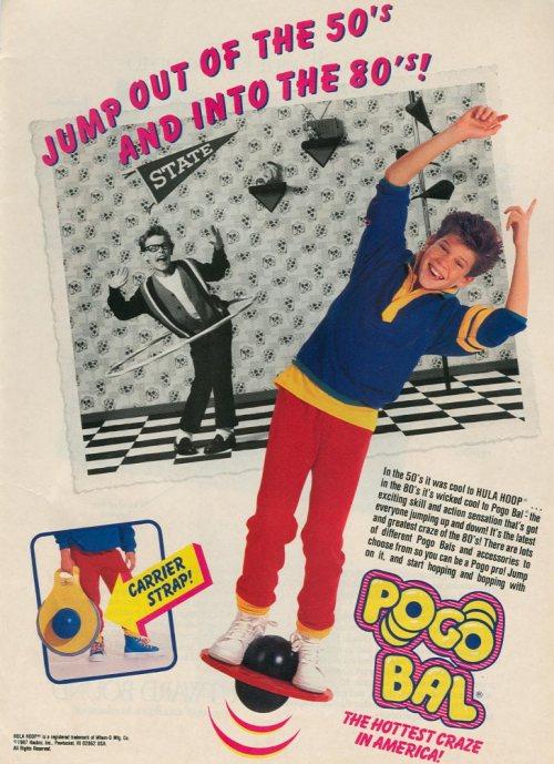 Pogo Bal 1987-2