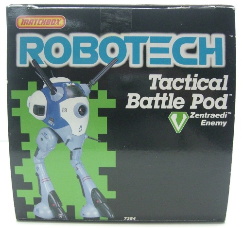 Robotech Battle Pod 1985-3