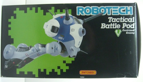 Robotech Battle Pod 1985-4