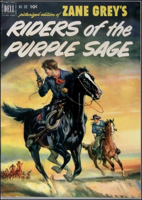 Comic Riders 1952