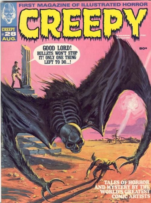 Creepy #28 8-1969