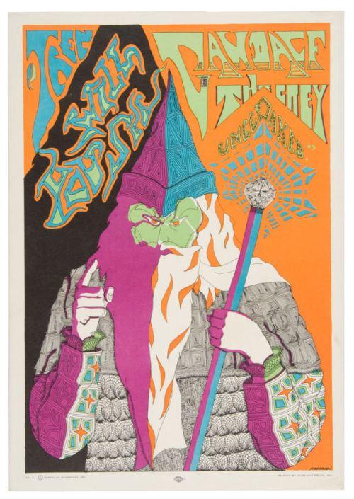 Gandalf Poster 1967