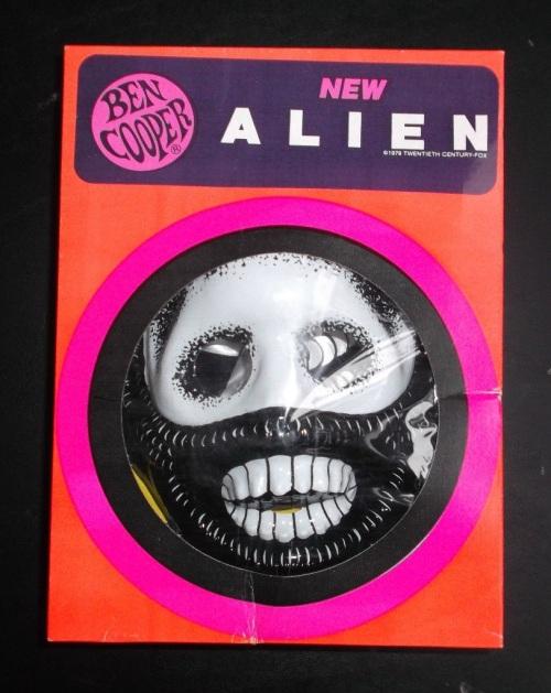 Halloween Alien 1979