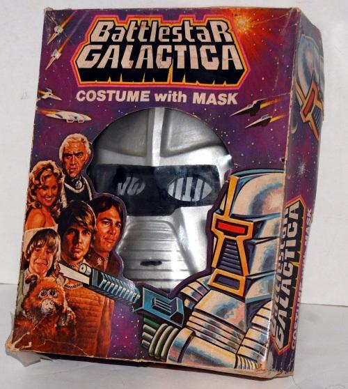 Halloween Cylon 1978-1
