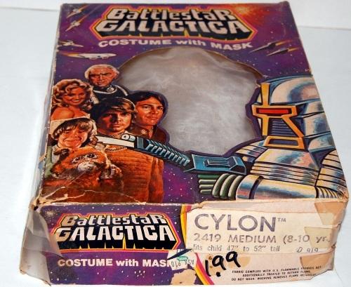 Halloween Cylon 1978-3