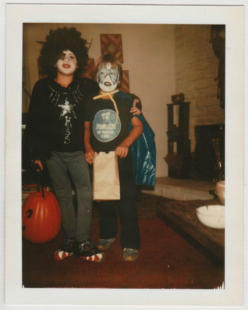 Halloween KISS 1979