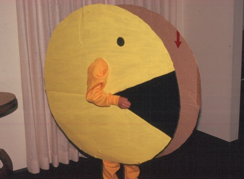 Halloween Pac-Man 1982