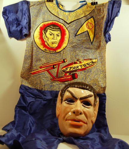 Halloween Spock 1976-1977