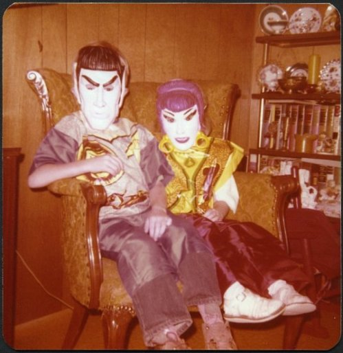 Halloween Spock 1979