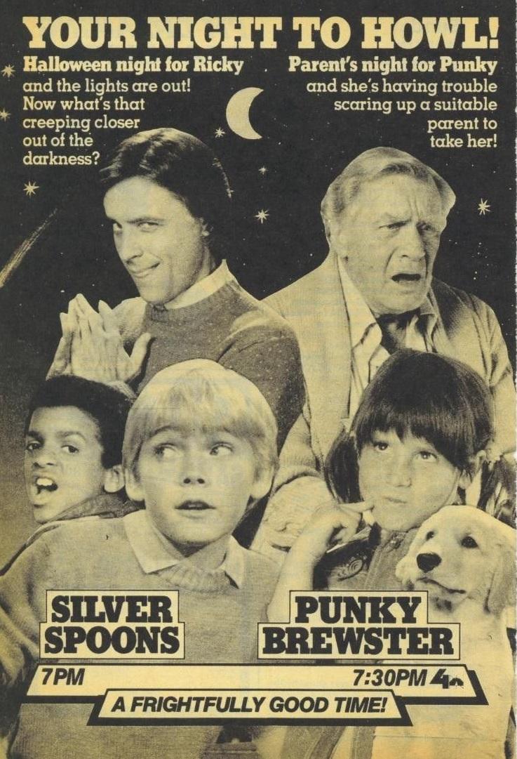 halloween tv 1984 - Punky Brewster Halloween
