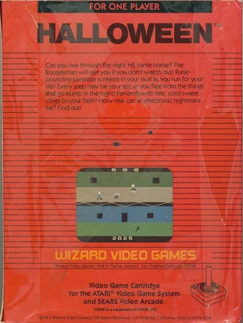 Halloween Wizard 1983-2