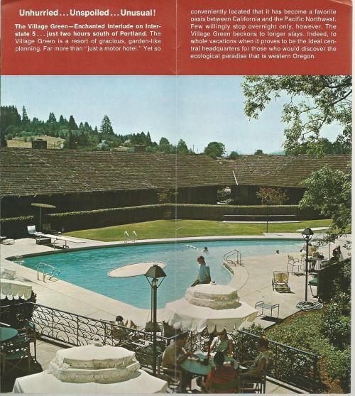 Hotel Brochure 1973-4