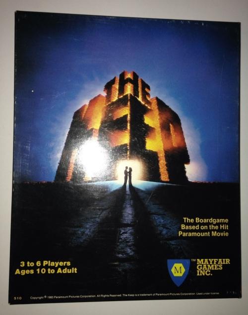 The Keep 1983-1