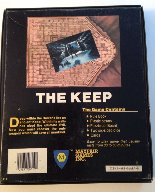The Keep 1983-2