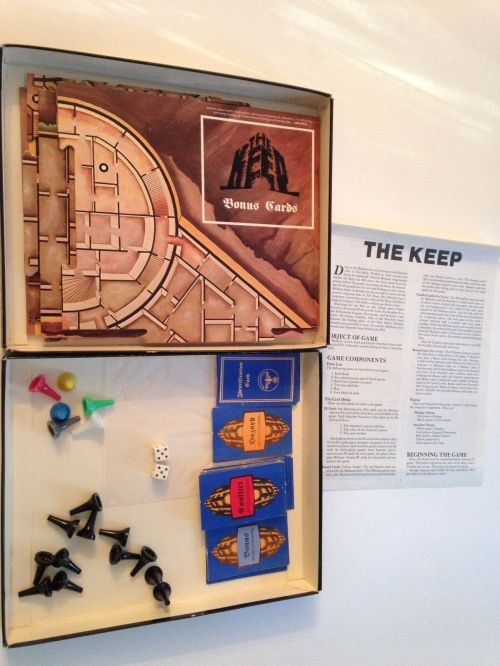 The Keep 1983-3