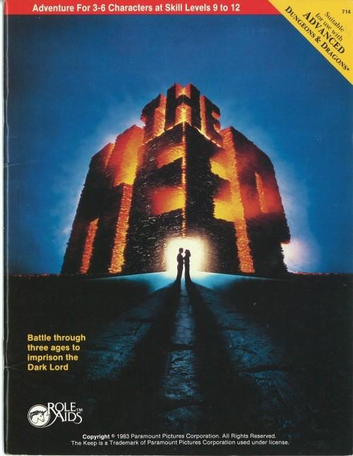 The Keep Module 1983