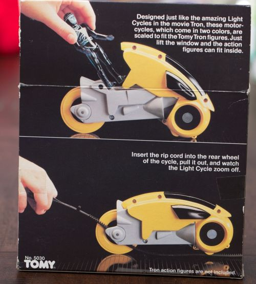 Tron Cycle 1982-3
