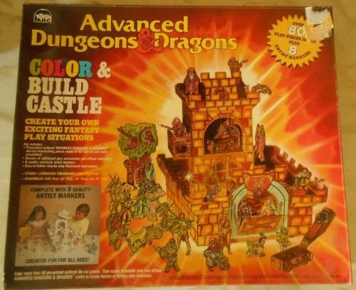 AD&D Castle 1983-1