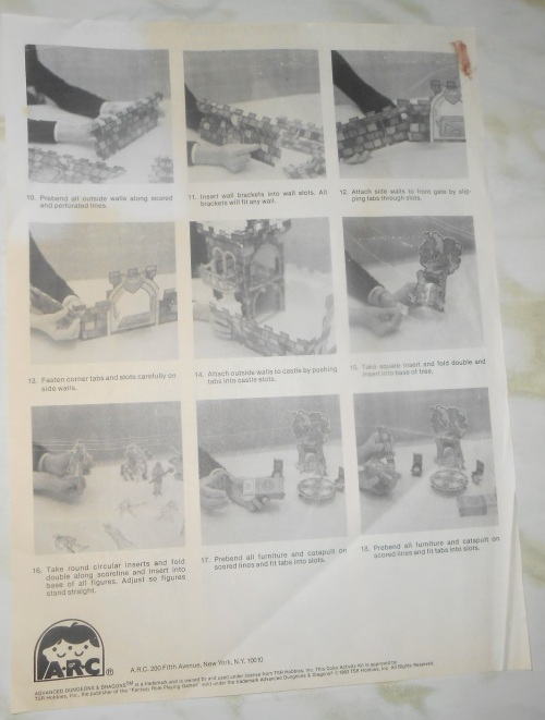 AD&D Castle 1983-5