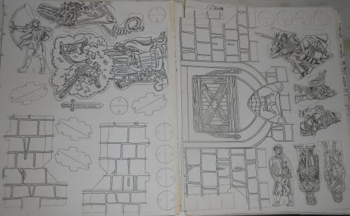 AD&D Castle 1983-7