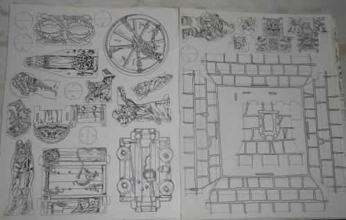 AD&D Castle 1983-8