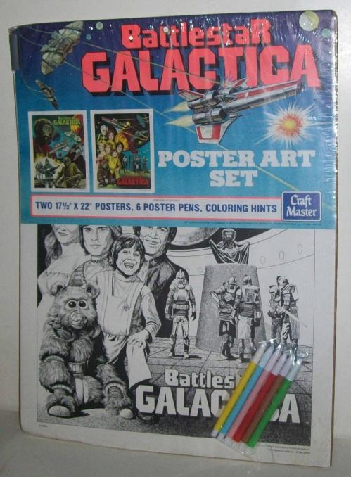 BSG Poster Art 1978-1