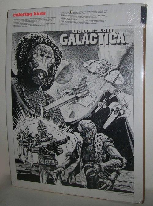 BSG Poster Art 1978-2