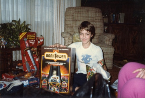 Christmas 1983 Dark Tower