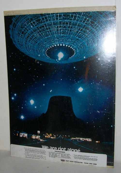 Close Encounters Poster Pen 1978-2