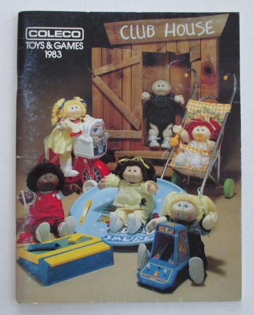 Coleco 1983-1