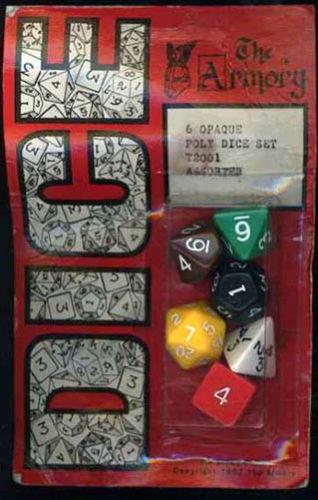 Dice Armory 1983-3