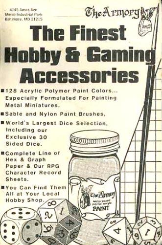 Dice Armory 1983-5