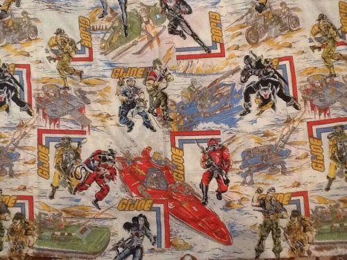 G.I. Joe Sheet 1985-2