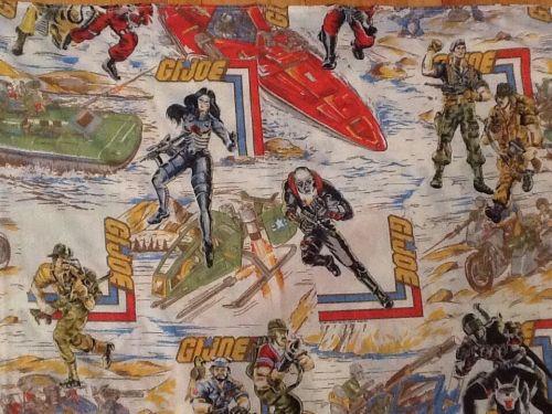 G.I. Joe Sheet 1985-3