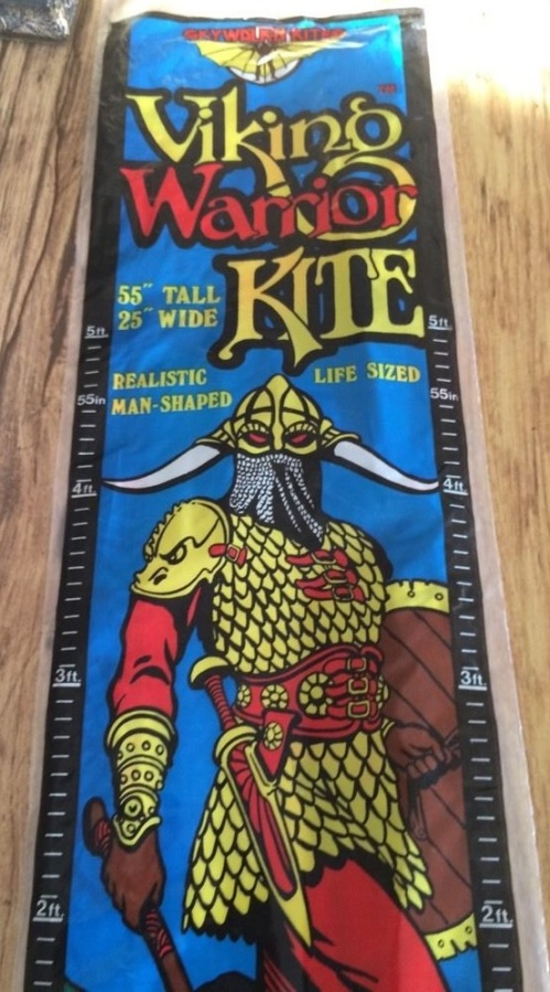 Kite Viking 1982