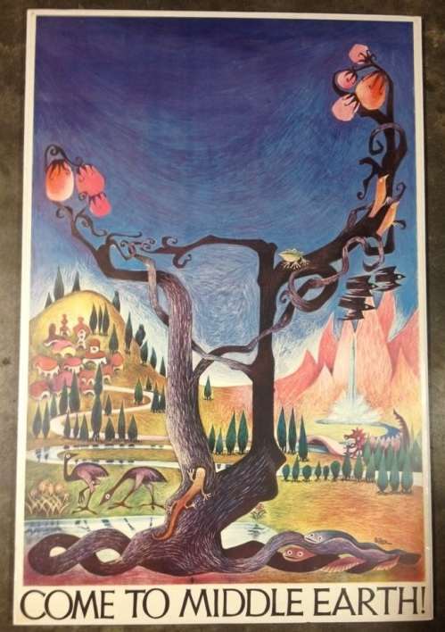 LOTR Middle 1969