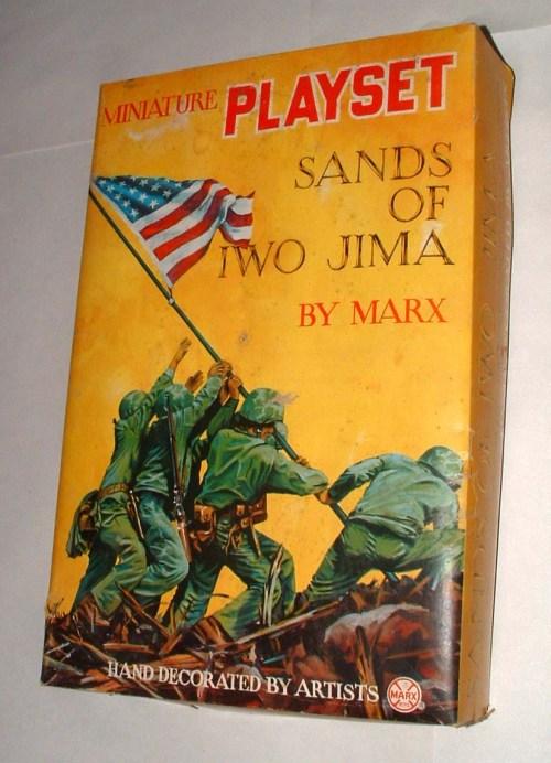 Marx Iwo Jima-1