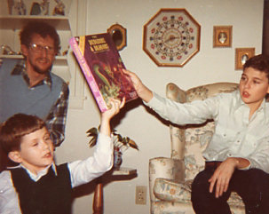 Christmas D&D Basic 1981