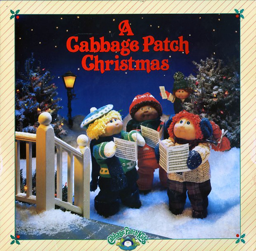 A Cabbage Patch Christmas (Parker Brothers Music, 1984) | 2 Warps to ...