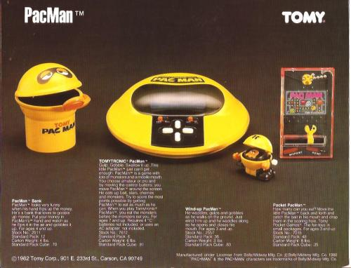 Tomy 1982-4